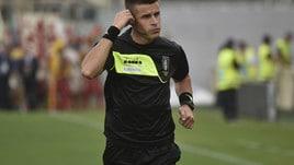 Serie B, Giua per Palermo-Verona. Perugia-Benevento a Dionisi