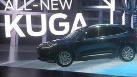Nuova Ford Kuga, il futuro è ibrido