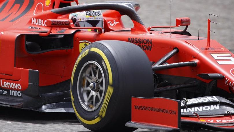 F1 Ferrari, Vettel: «Abbiamo raccolto informazioni importanti»