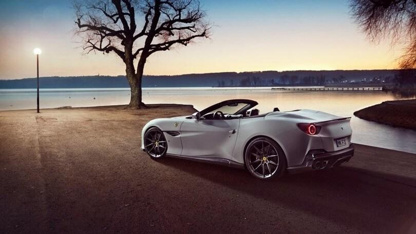 Ferrari Portofino, supercar più performante con il tuning di Novitec
