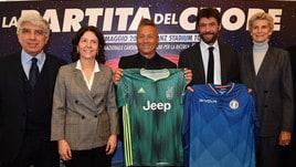 Il 27 maggio torna la Partita del Cuore: Cristiano Ronaldo darà il via