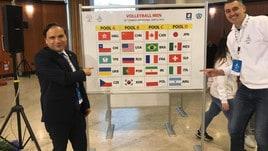 Volley: Universiadi 2019, sorteggiati i gironi di qualificazione