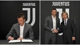Juventus-Mandzukic, il connubio prosegue fino al 2021