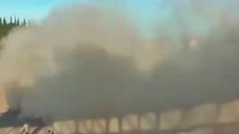 Sicilia, inscena rapimento in elicottero per l'addio al calcio