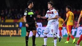 Serie B, quattro calciatori squalificati per un turno