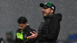 Serie A Sassuolo, De Zerbi: «Contento per il risultato, dobbiamo continuare così»