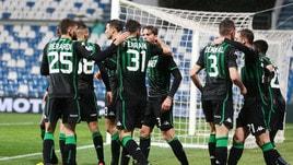 Sassuolo-Chievo 4-0: Demiral, Locatelli e Berardi show