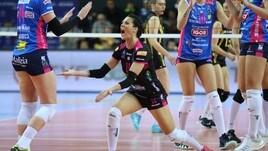 Volley: Champions Femminile, Novara sbanca Istanbul, sarà finale tricolore ?