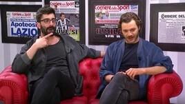 Dolceroma, intervista a Lorenzo Richelmy e Luca Vecchi