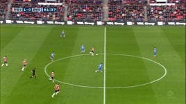 Il PSV risponde all'Ajax: 4-0 allo Zwolle