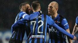 Atalanta, 4 gol in 15 minuti: l'ultima volta in Juve-Roma 7-1 del 1932