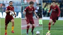Roma, ecco le valutazioni dei giocatori sul mercato