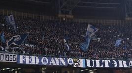 Qui Napoli, è già febbre da Arsenal: al San Paolo la carica dei 50mila