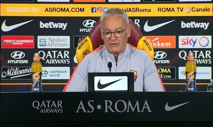 """Ranieri: """"Zaniolo vuole restare qui"""""""