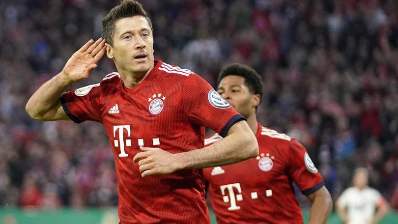 Bundesliga: Bayern-Dortmund, in quota vola l'«1»