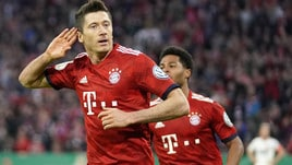 Bundesliga: Bayern-Dortmund, in quota vola l'«1»