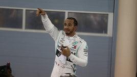 F1 Mercedes, Hamilton: «Devo migliorare lo scatto in partenza»