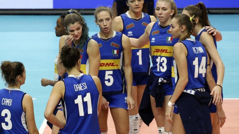 Volley: decisi i calendari della Volleyball Nations League