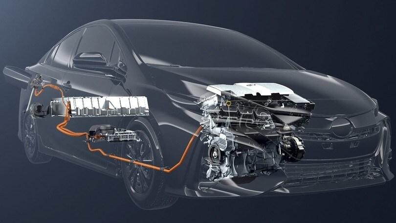 Toyota mette a disposizione i suoi brevetti