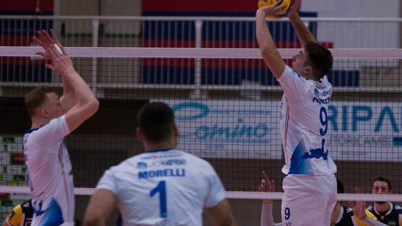 Volley: A2 Maschile, scattano i Play Off per promozione e permanenza