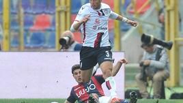 Serie A Cagliari, Luca Pellegrini ha lavorato con il gruppo
