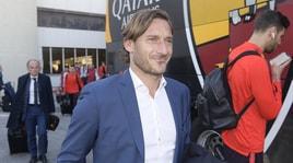 Roma, Totti: «Zaniolo ha un contratto lungo, cercheremo di farlo rispettare»