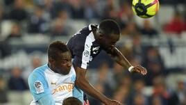 Ligue1: il Bordeaux di Paulo Sousa batte 2-0 il Marsiglia di Garcia