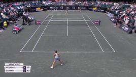 Charleston, doppio 6-2 alla Sakkari, anche Wozniacki in semifinale