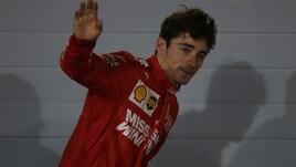 F1 Ferrari, Leclerc conquista anche i social con il ballo