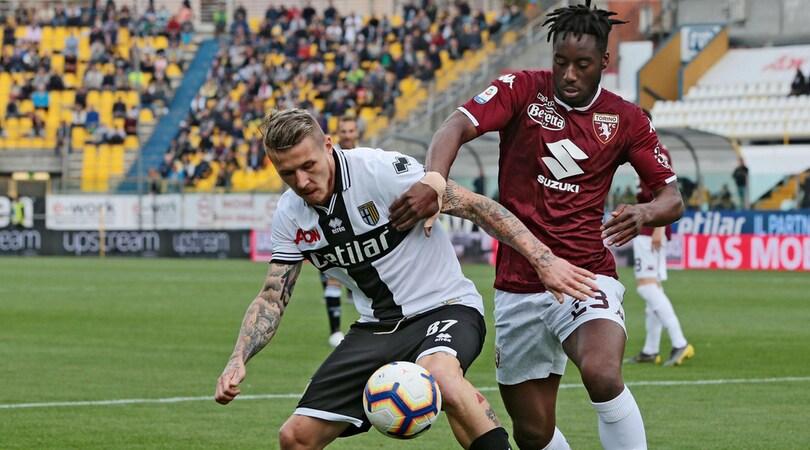 Serie A Parma-Torino 0-0, il tabellino