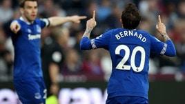 Premier League, Everton - Arsenal: Gunners avanti a 2,30