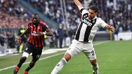 Serie A Juventus, distorsione alla caviglia per Emre Can