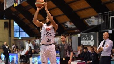 Basket Serie A2, Leonis Roma: il cuore non basta. Casale Monferrato vince 107-109