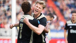 Eredivisie, altra goleada dell'Ajax: la Juventus è avvisata