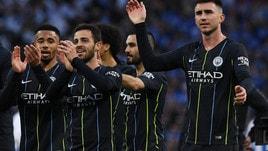 FA Cup: il Manchester City batte il Brighton e vola in finale