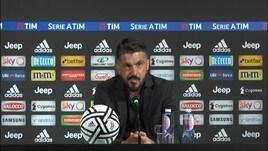 Gattuso a Landucci: