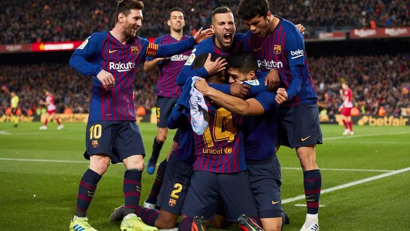 Suarez e Messi ipotecano la Liga: Barcellona-Atletico Madrid 2-0