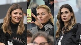 Juve-Milan, quanti vip in tribuna