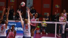 Volley: A1 Femminile, Scandicci supera una combattiva Casalmaggiore