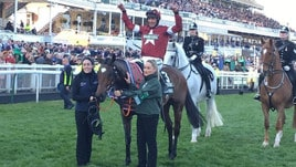Tiger Roll tra i grandi di Aintree