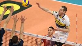 Volley: Superlega, Modena elimina Milano ed è la prima semifinalista