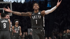 NBA, Brooklyn manda ko Milwaukee: play off più vicini. Sorride Philadelphia