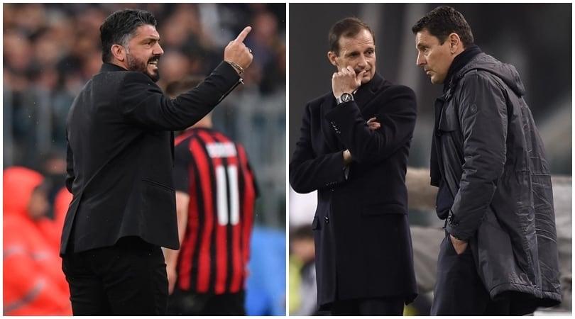 Milan, Leonardo: «Arbitro inadeguato». Scintille Gattuso-Landucci
