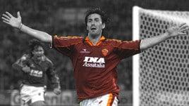Super Marco, romano nato a Milano che fece battere i cuori  giallorossi