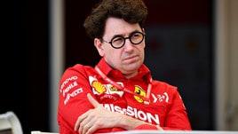 F1 Ferrari, Binotto: «Mettiamoci gli errori alle spalle»