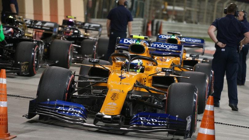 F1 McLaren, Brown: «Non siamo ancora a livelli top»