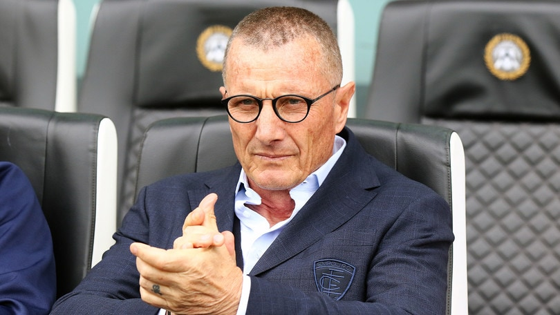 Serie A Empoli, Andreazzoli: «Abbiamo pagato oltremodo i nostri errori»