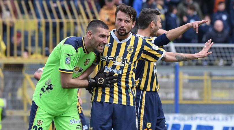 Calendario Juve Stabia.Serie C Juve Stabia Trapani 2 0 Carlini E Canotto Decidono