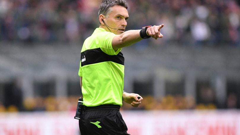 Serie A, Fiorentina-Juventus a Irrati. Chiffi per Roma-Sassuolo.