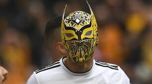 Jimenez, che esultanza in FA Cup!
